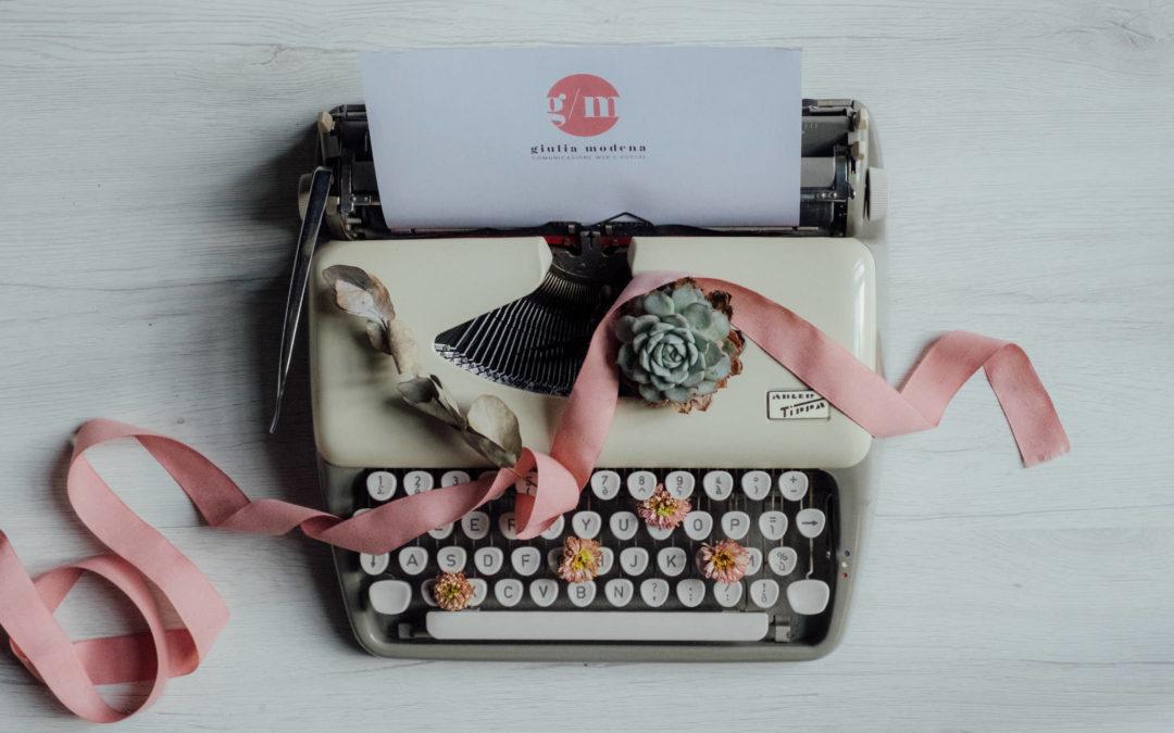 Scrivere per fare le cose e per farle succedere